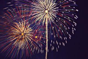 水田天満宮 千灯明花火大祭 約700年の歴史を持つ荘厳華麗な夏祭り【筑後市】