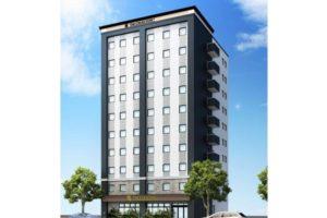 ザ・セレクトン久留米 ビジネスホテルが11/1グランドオープン予定