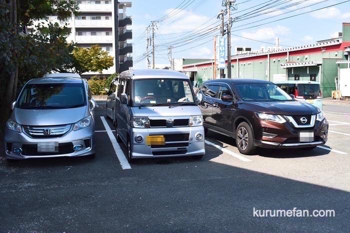 OSAKANA DINING OBANA 合川店 無料駐車場