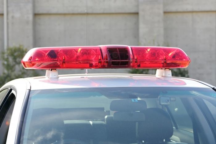 酒気帯び運転容疑で久留米市の男を現行犯逮捕 逃走し民家のブロック塀に接触