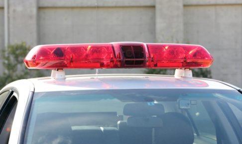 久留米警察署 酒気帯び運転の疑いで男を逮捕 赤信号を無視