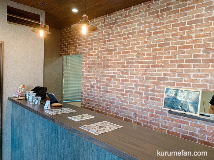 タピオカ店 KUROMARU(くろまる)久留米 店内