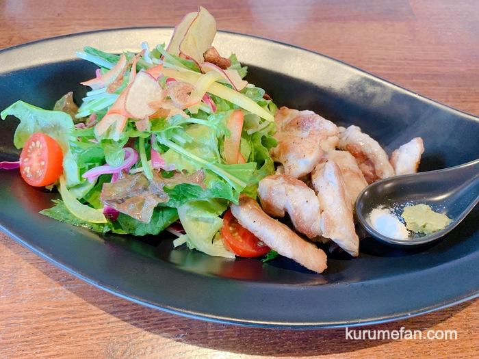 みのう山荘 絶景とともに地元の食材の美味しさを味わえるカフェ