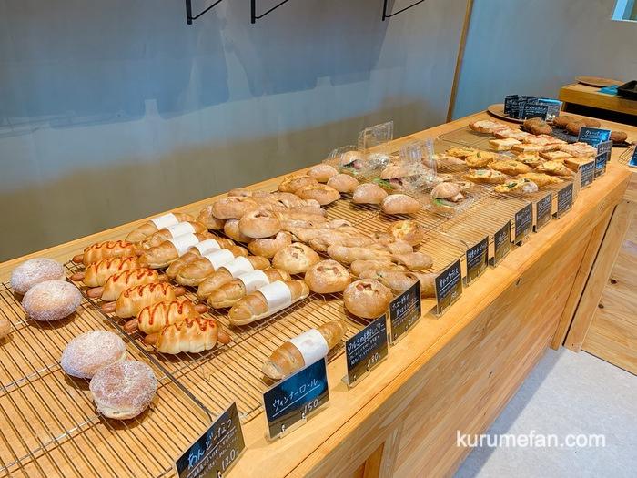 haruta bakery 店内