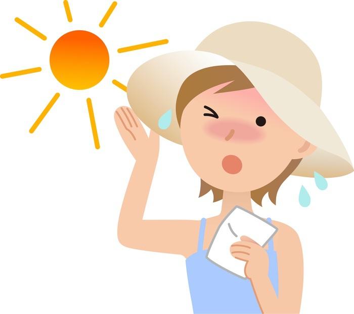 久留米市 今日の最高気温 全国4番目の暑さ 33.1度(10月2日)