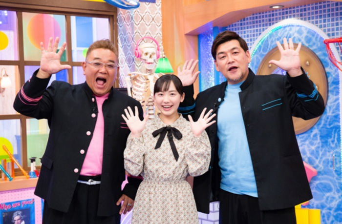 サンドウィッチマン&芦田愛菜の博士ちゃん 久留米の藤崎伊織くん登場