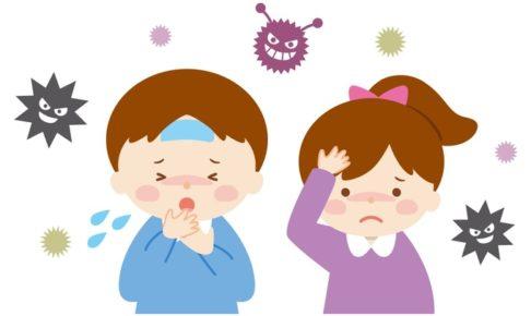 久留米市の小学校でインフルエンザと見られる集団感染で学年閉鎖