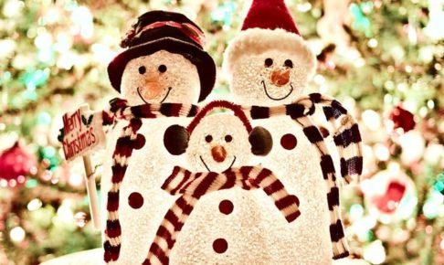 久留米市立中央図書館のクリスマス会 大型絵本、人形劇・紙芝居など開催
