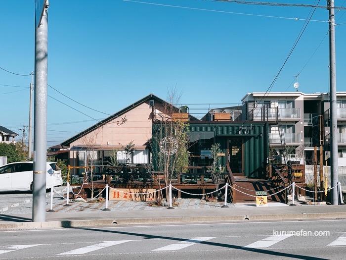 CAFE MESIYA SWEET BOX(カフェメシ家 スイートボックス)筑後広域公園前
