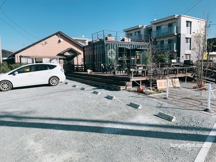 CAFE MESIYA SWEET BOX(カフェメシ家 スイートボックス)駐車場