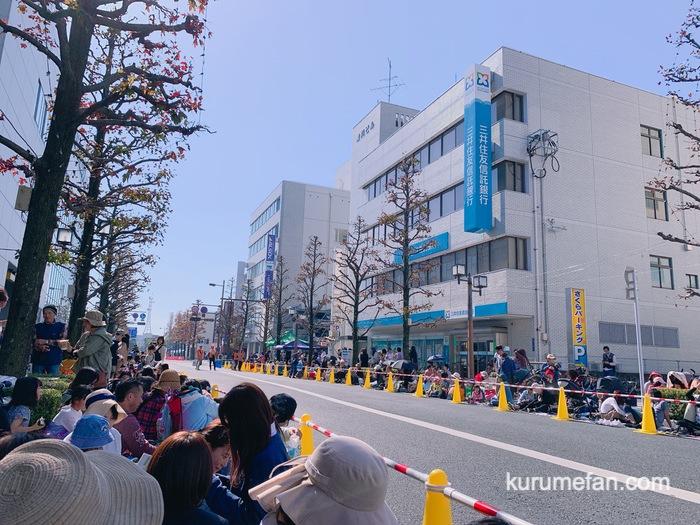 佐賀市中央通り 東京ディズニーリゾート・スペシャルパレード