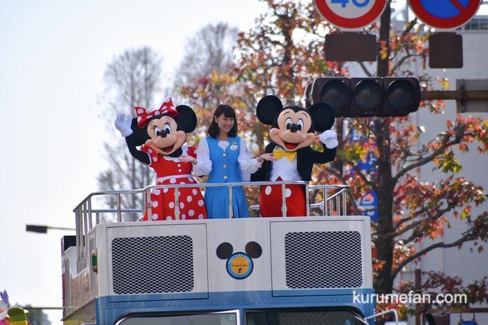 佐賀市で開催された東京ディズニーパレードを見てきた(動画あり)
