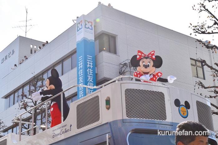 佐賀市 東京ディズニーリゾート・スペシャルパレード ミッキーとミニー