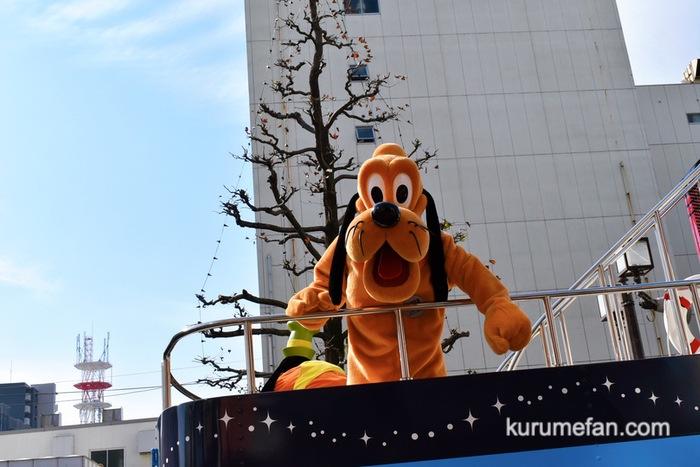 佐賀市 東京ディズニーリゾート・スペシャルパレード プルート