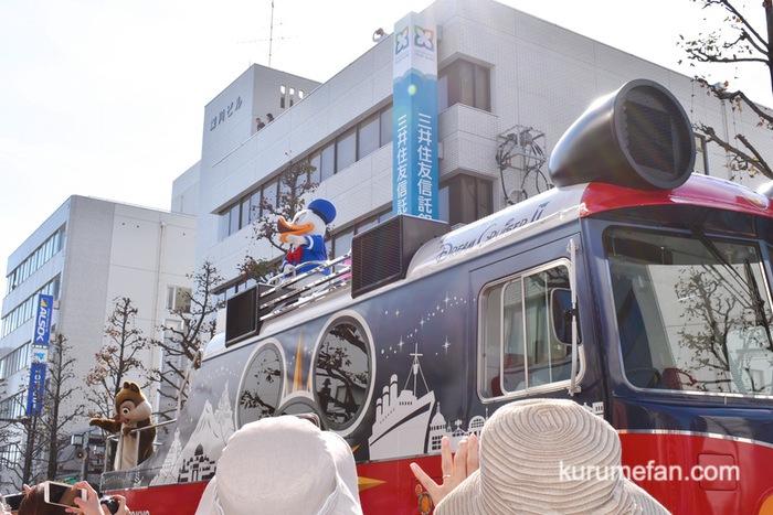 佐賀市 東京ディズニーリゾート・スペシャルパレード 「ドリームクルーザーⅡ」ドナルド