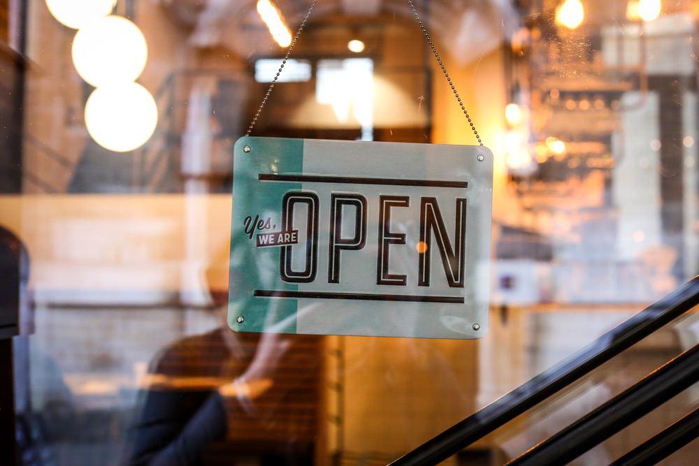 久留米ビージェイガーデン 米城ビルに専門店街 23店がグランドオープン