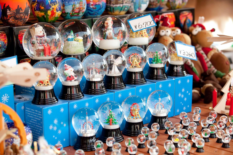 前回(2018年)クリスマスマーケットin 大川の様子