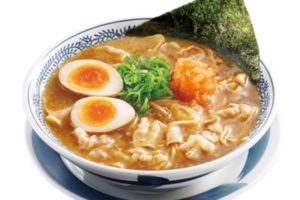 丸源ラーメン 鳥栖店 2020年2月下旬オープン!熟成醤油ラーメン「肉そば」