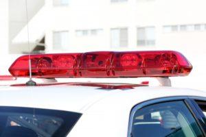 久留米警察署 約50年間無免許運転していた男を現行犯逮捕