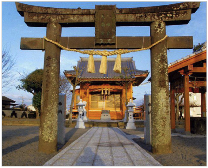 五郎丸神社 新春初詣2020 三が日にお神酒やぜんざい振る舞い【久留米市】