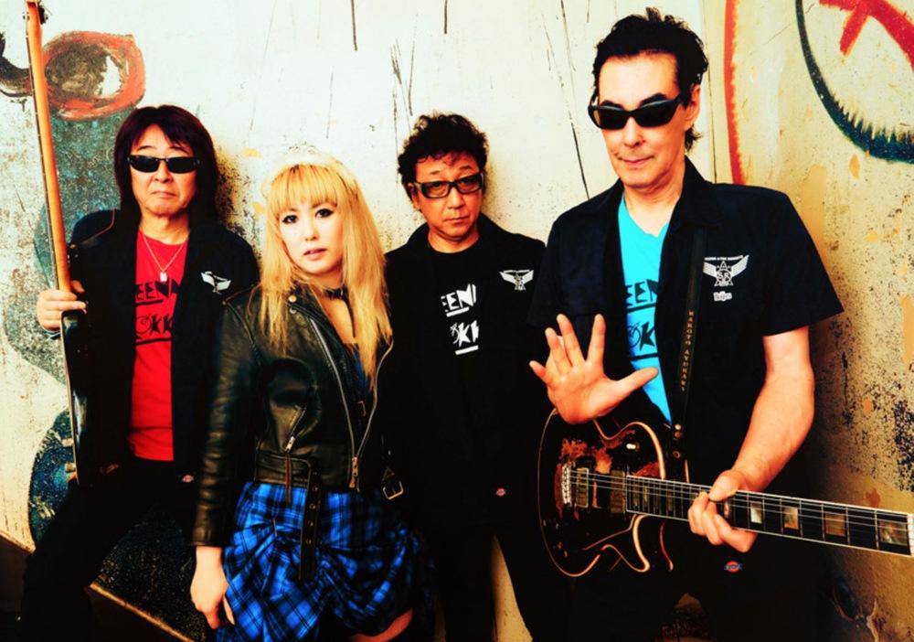 くるめ街かど音楽祭 シーナ&ロケッツ with LUCY