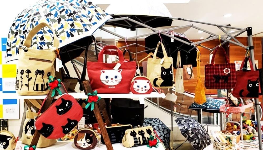 28NCO(にゃんこ)ネコグッズ満載のお店 期間限定オープン【久留米】