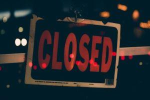 久留米市内 2020年1月に惜しくも閉店のお店まとめ【閉店情報】