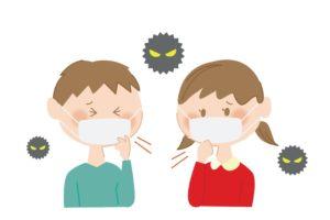 久留米市立南小学校・屏水中学校でインフルエンザ による学年・学級閉鎖