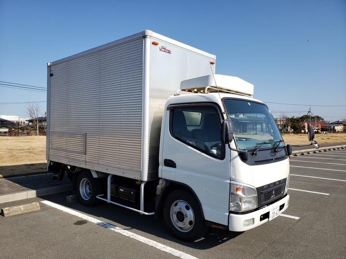 みつ葉引越レンタカー 2トントラック(ファミリー向け)