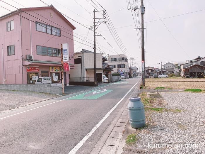 Two shot cafe(ツーショットカフェ) 久留米市三潴町 県道759号線(三潴上陽線)沿い