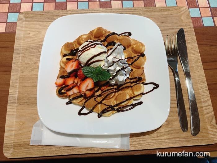 Two shot cafe(ツーショットカフェ) バブルいちご&アイスクリーム