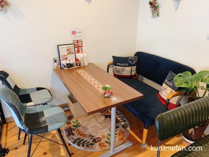 Two shot cafe(ツーショットカフェ) テーブル席