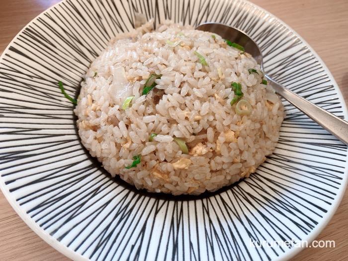 真麺武蔵(TAKEZO)津福店 セットの焼飯