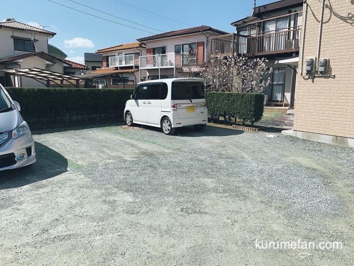 ぱんのいえ 駐車場