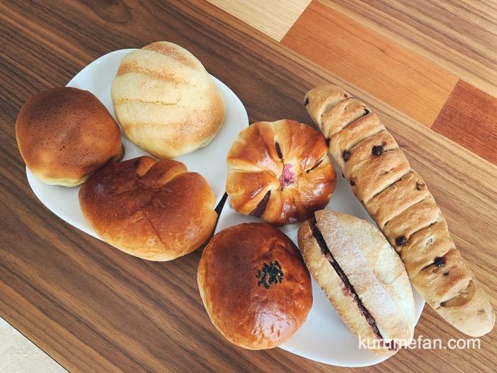 ぱんのいえのパンを購入 どのパンも美味しい