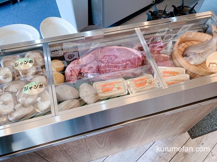 炉端焼 高田屋 肉・魚・野菜と産地、食材にこだわり、選び抜いたものを日々提供