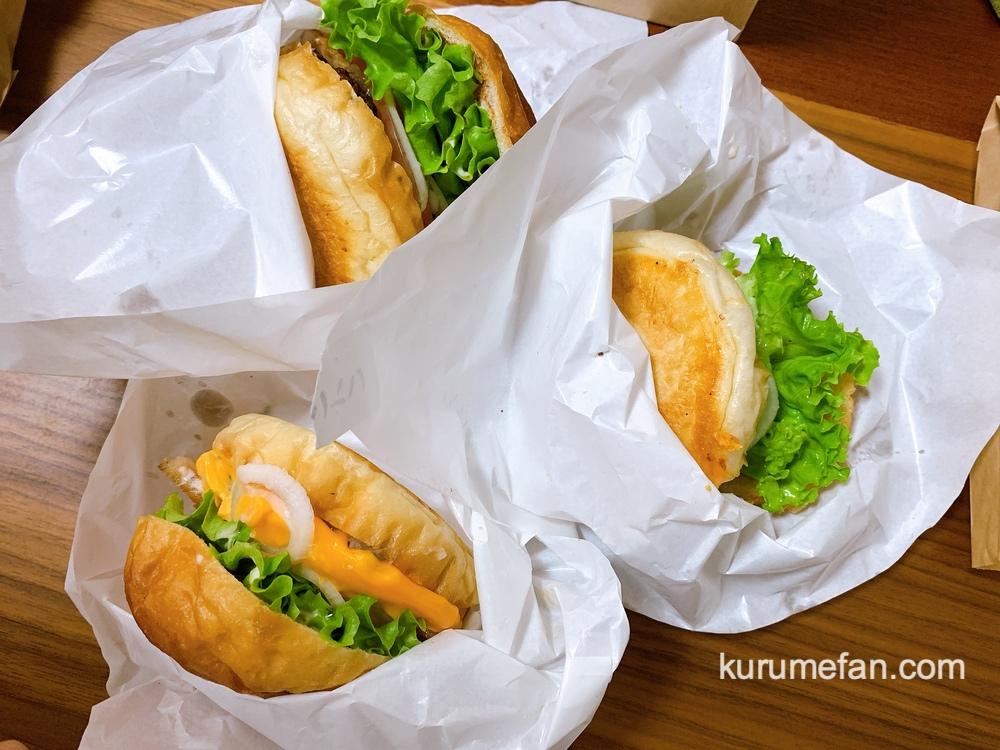 BROWNS BURGER(ブラウンズバーガー)いろいろなハンバーガー