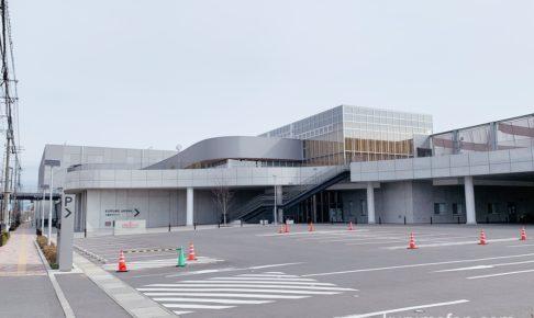久留米総合スポーツセンター 5月21日より営業再開 トレーニング室は除く
