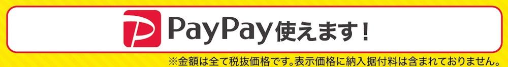 小川楽器 PayPay使えます!