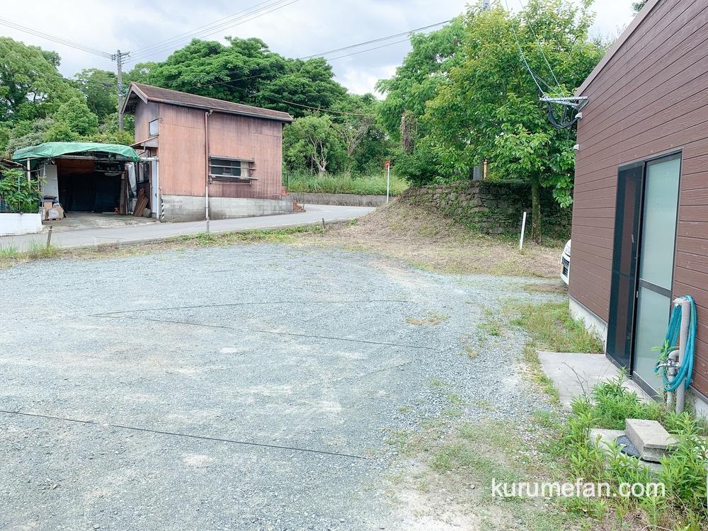 広川町 鶴乃堂八女(つるのどうやめ)駐車場