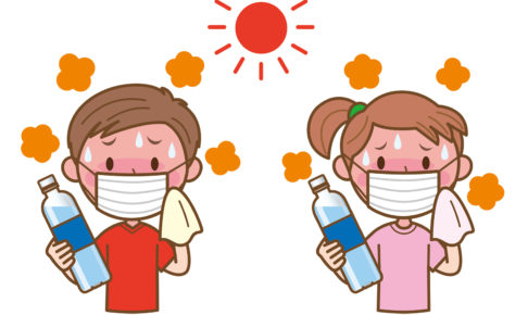 久留米市 今日の最高気温35.7度 全国1番の暑さ 猛暑日に【6/8】