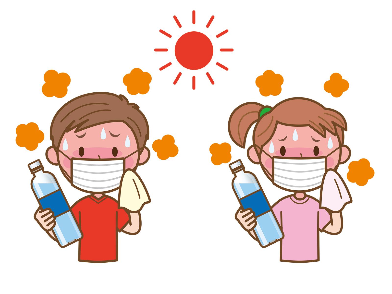 久留米市 今日の最高気温33.2度 全国2番目の暑さ 熱中症注意【6/22】