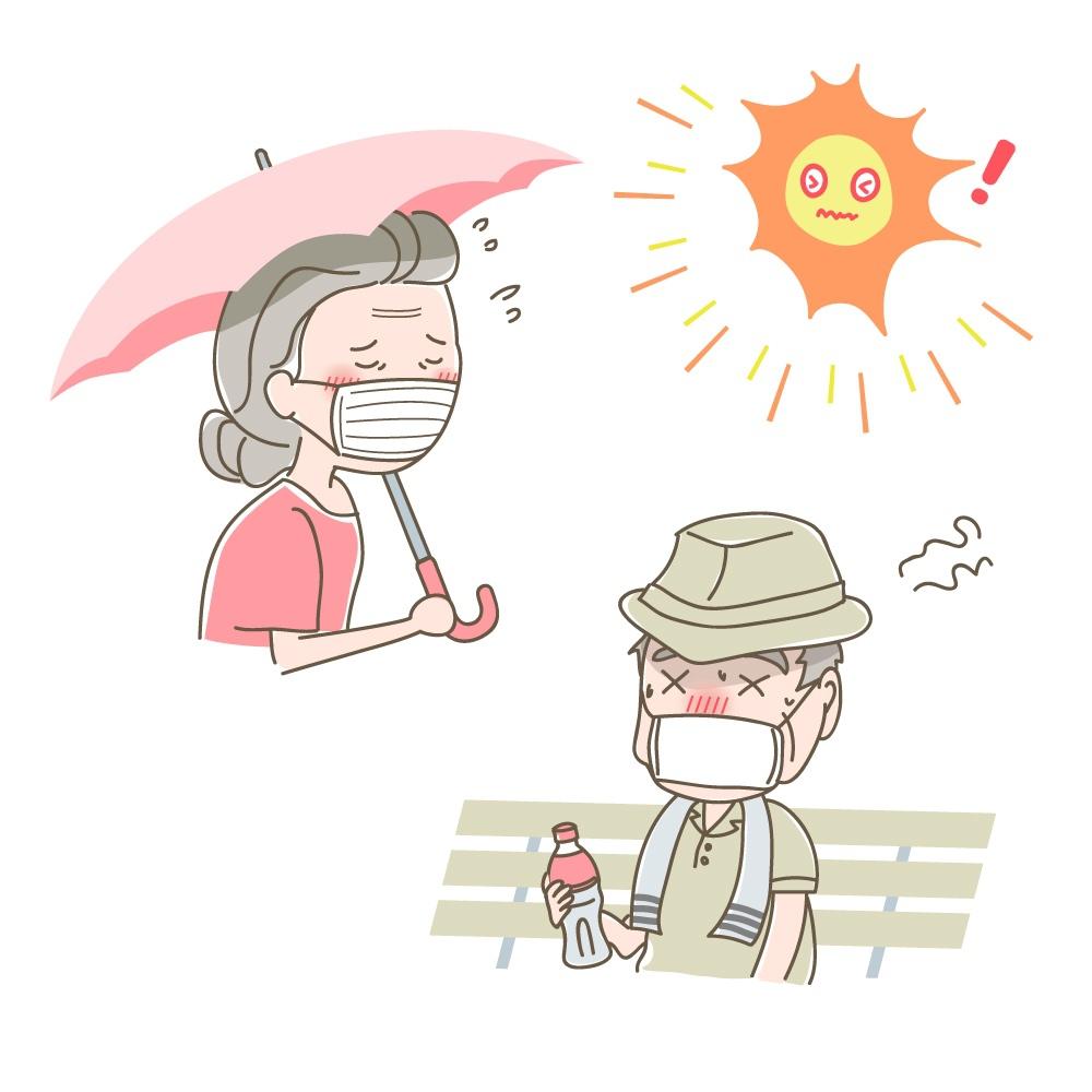 久留米市 今日も暑い!全国2番の暑さ 34.7度 熱中症に注意【6/24】