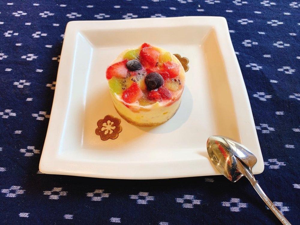 ナッツココ 季節のヨーグルトアイスケーキ