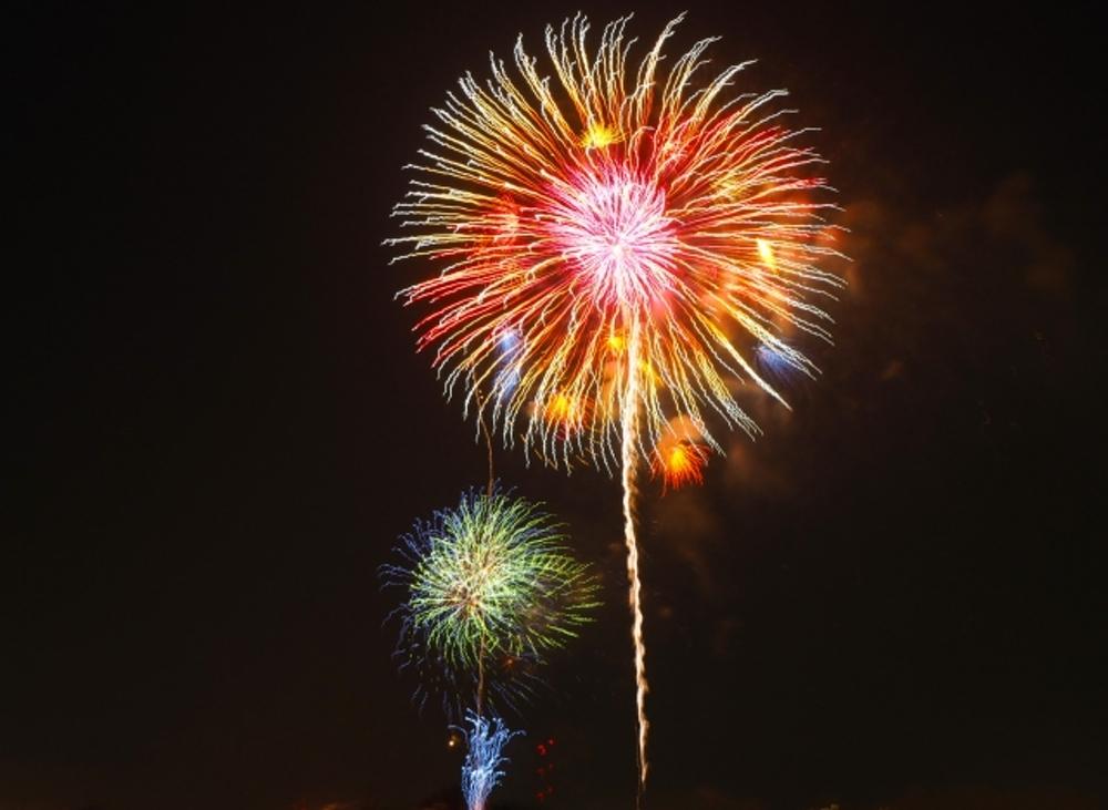 大川市民夏祭り・大川花火大会 2020年は新型コロナ感染拡大防止のため中止