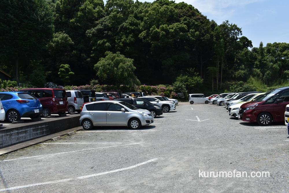 千光寺(あじさい寺)駐車場