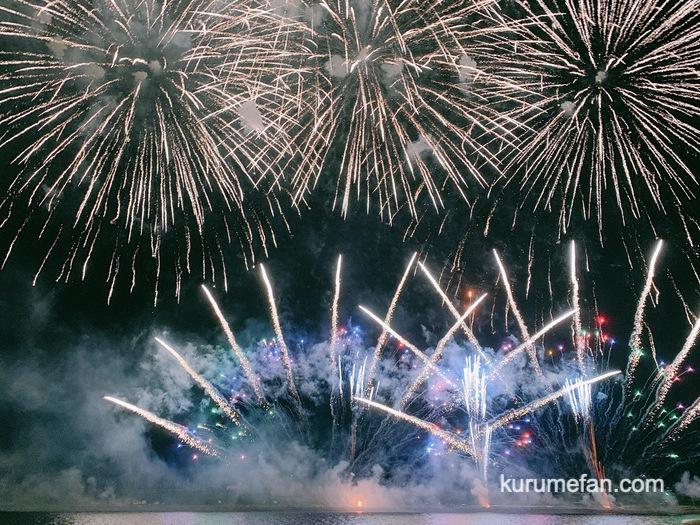久留米市 筑後川花火大会 2020年は中止に 新型コロナ拡大防止のため