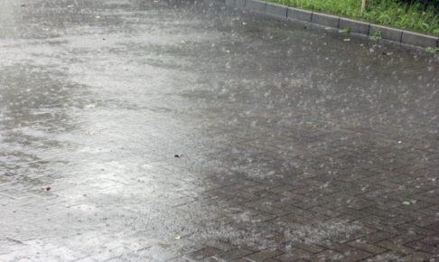 筑後地方南部 大牟田市、八女市、みやま市、広川町に大雨特別警報を発表