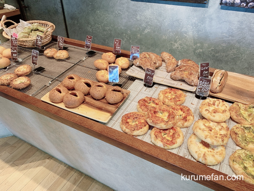 小郡市で人気のお洒落なパン屋「パンネスト」