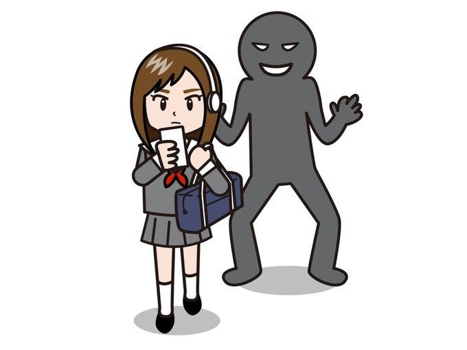 久留米市長門石で公然わいせつ 男が女子中学生らに下半身を見せ逃走【変質者注意】